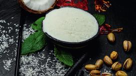 Мороженое Райский кокос