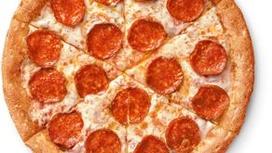 Пицца Пеперони на традиционном тесте