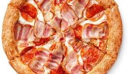 Пицца Дон Бекон на традиционном тесте