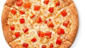 Пицца Маргарита на традиционном тесте