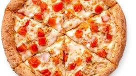 Пицца Сырный цыплёнок на традиционном тесте