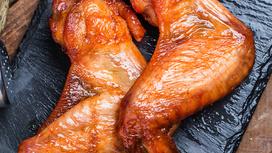 Крылышки-гриль (весовое блюдо)