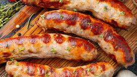 Колбаски-гриль (весовое блюдо)