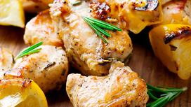 Шашлык из курица (весовое блюдо)