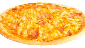 Пицца Гавайский цыплёнок