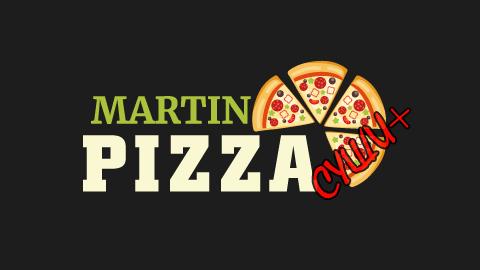 Служба доставки Martin Pizza