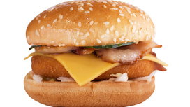 Чикенгриль бургер