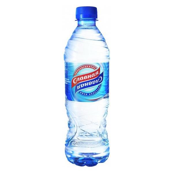 Вода питьевая «Славная»