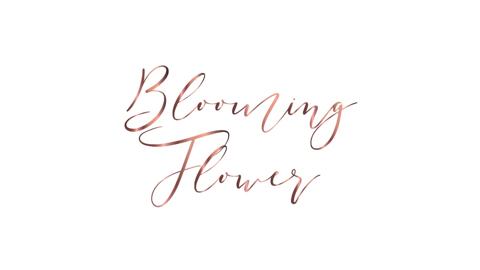 Служба доставки Blooming flower