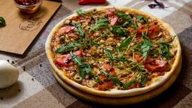 Пицца Маринара по-королевски