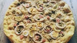 Пицца Карибо