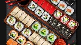 Суши-сет Шире рот