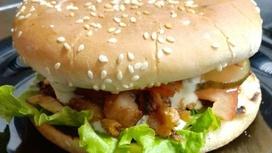 Донер-бургер