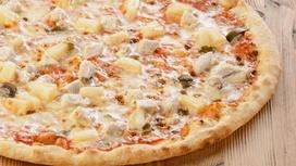 Пицца Тропикоша