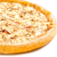 Пицца Ветчина и грибы традиционное тесто