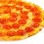 Пицца Пеперони тонкое тесто