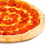 Пицца Пеперони традиционное тесто