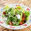 Салат с сыром и вялеными помидорами