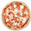 Пицца Лосось в творожном сыре