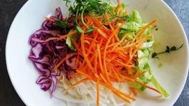 Салат овощной Четыре сезона