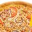 Пицца Грудинка и тейсти-соус